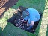 Pictures of Heat Pump Landscaping