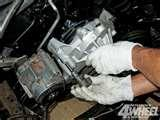 Heat Pump Oil Leak Images