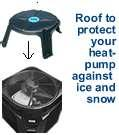 Heat Pump Roof Pictures