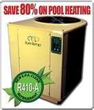 Photos of Pool Heat Pump R410a