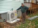 Pictures of Sanyo Heat Pump